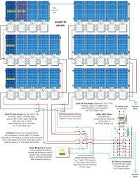 wiring diagram of solar panel system alarm fair power floralfrocks how to install solar panels wiring diagram pdf at Solar Wiring Diagram