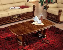Italian Coffee Table Traditional Italian Coffee Table