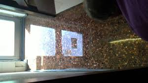 Penny Kitchen Floor Resin Penny Floor Coverdale Youtube