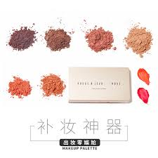 eye shadow plate makeup palette bination of king yi of the remended beginner kit eyeshadow blush lipstick multi color with eye shadow brush