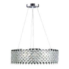 white drum chandelier 3 light crystal and chrome chandelier large white drum chandelier