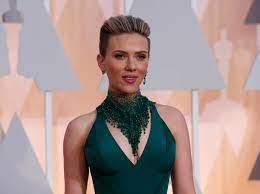 Black Widow' star Scarlett Johansson ...