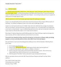 Pta Fundraising Letter Template – Poquet