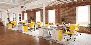 nice cool office layouts. Another Nice Wood Floor Minimalist No-wall Layout Cool Office Layouts E