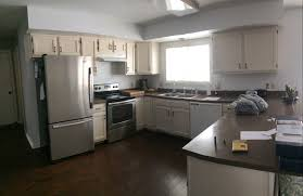 Paint Kitchen Countertops To Look Like Granite Countertop Redo With Giani Granite Countertop Paint Life In