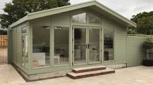 timber garden office. Merlin Garden Office 5546 By Bakers Timber Buildings C