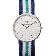 daniel wellington nottingham 0208dw silver mens steel analog watch daniel wellington 0208dw nottingham eggshell classic white dial nato strap men s watch 40mm