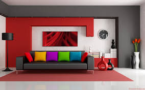 Black And White Living Room With Red Accents  Home Decor MuseRed Black Living Room Decorating Ideas