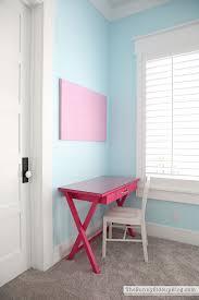 girls bedroom desks