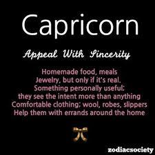 capricorn gift ideas