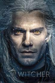 The Witcher - Close Up Poster, Plakat