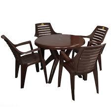 stylish plastic chair set furniture chair set s57 furniture