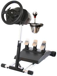 Purchase your wheel stand for your thrustmaster f458 & f430 steering wheels. 4 Wheel Stand Pro Tx Deluxe Steering Wheelstand Racing Wheel Xbox One Racing