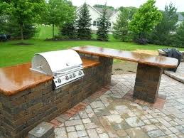outdoor concrete countertops outdoor bar gm concrete concrete best outdoor concrete countertop mix