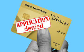 This letter will typically state the reason or reasons why you were declined. Credit Card Application Declined Pick Up The Phone And Change Their Mind Travel By The Mile