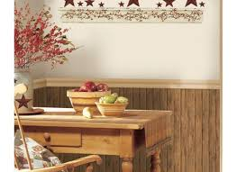 new primitive arch wall decals country kitchen stars berries stickers decor ebay on primitive kitchen wall art with 18 country wall decor for kitchen country star hanging wall decor