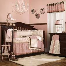 classy design baby nursery furniture sets ideas using white glass chandeliers and rectangular dark brown wooden cribs babies antique for bedroom crib
