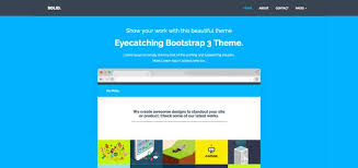 50 Free Bootstrap Templates Themes For 2019
