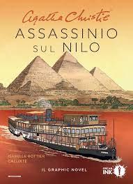 Assassinio sul Nilo - Agatha Christie, Isabelle Bottier, Callixte