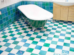 what is the best cleaning solution for ceramic tile floors