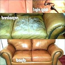 leather furniture color restoration how to fix torn leather couch repair leather sofa leather couch color