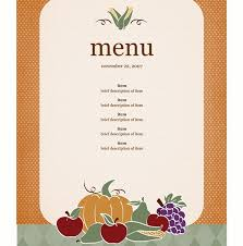 free word menu template 21 free free restaurant menu templates word excel formats with