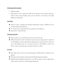 zara case study by neranjan 3 technological development iuml130middot zara