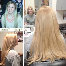 Hair Style Before And After before and after hair cut and color blonde retouch lexie hair 8546 by wearticles.com