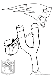 Small Picture More New England Patriots coloring pages on maatjes coloring