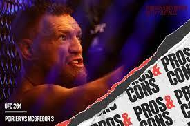 Poirier vs McGregor 3 immediate Twitter ...