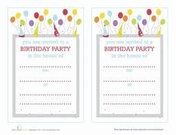 Design Your Own Birthday Party Invitations 11 Design Your Own Birthday Invitations Grittrader