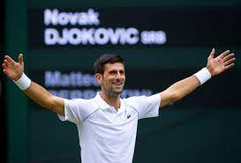Tennis-Prospect of making history will ...