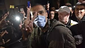 Algérie : le journaliste Khaled Drareni et des détenus du Hirak libérés  après une grâce du président