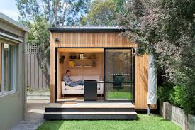 outside office shed. blackburn office studio contemporarygrannyflatorshed outside shed e