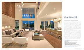 Home Design DKOR Interiors Miami Modern Home Is Featured In LUXE - Luxe home interiors