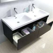 58 inch bathroom vanity. 58 Inch Bathroom Vanity Wall Mounted Double Sink Finish Inside Decorations 5
