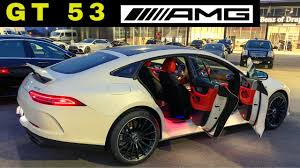 Iphone xs max + dji osmo mobile 2 •••. 2020 Amg Gt 53 4 Door Coupe Review Youtube