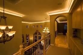 crown moulding lighting. The Light Fantastic. Lighted Crown Mouldings Moulding Lighting D