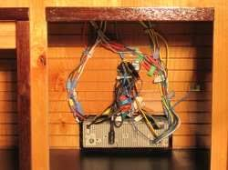 minitears under construction home theatre wiring solutions at Entertainment Center Wiring