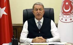 Milli Savunma Bakanı Hulusi Akar'dan Yunanistan'dan tepki: Üç-beş  kullanılmış uçakla... - Internet Haber