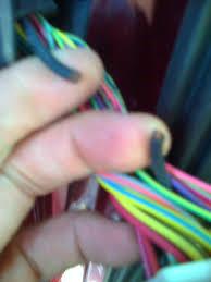 how to fix a broken door wire f150online forums 2006 F150 Door Wire Harness name brokenwire jpg views 722 size 63 2 kb 2007 F150
