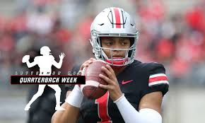 Buckeyes Depth Chart Ohio State After Justin Fields Depth Chart Is Mixed Bag