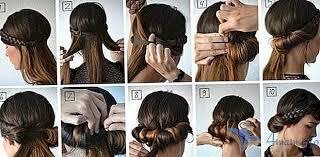 Rychlé A Snadné účesy Pro Střední Vlasy Foto Krásně Krásně Rychle