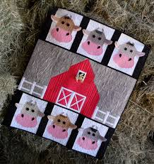 Cow! Baby Quilt Pattern & Holy Cow! Baby Quilt Pattern Adamdwight.com