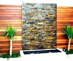 diy wall fountain outdoor large outdoor wall fountains inspiring water waterfall stunning decorating sugar cookies professionally