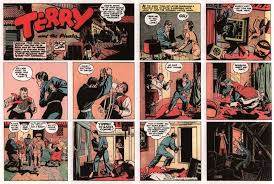 Their creations include 'charlie mccarthy' and 'mr. Milton Caniff Lambiek Comiclopedia