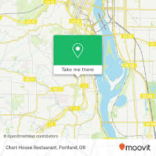 Chart House Portland Oregon How To Get To Chart House Restaurant In Portland By Bus Or