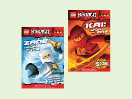 LEGO Ninjago Chapter Books | Scholastic