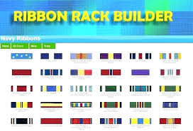 Us Air Force Medals Order Of Precedence Chart Air Force Ribbon Rack