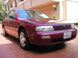Altima 1996 Nissan Altima